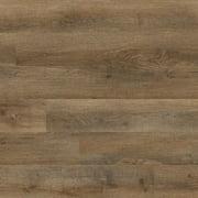 MSI Bayshore Chestnut Moderno 6 in. x 48 in. Glue Down Luxury Vinyl Plank Flooring (36 sq. ft. / case)