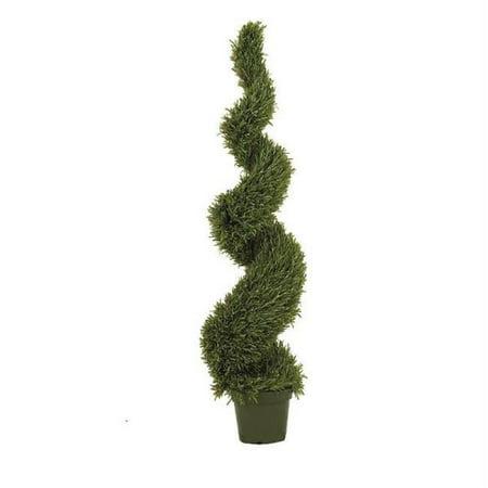 Rosemary Spiral Silk Tree (5 ft. Rosemary Spiral Silk Tree)