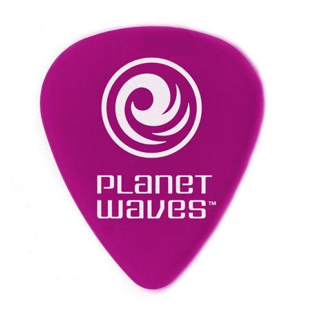 Duralin Guitar Picks, Heavy, 10 pack, 10 picks per package By Planet Waves,USA (Guitar Pick Usa)