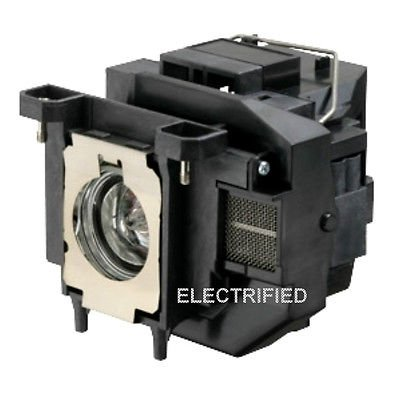 OEM COMPATIBLE ELPLP67 LAMP IN HOUSING FOR EPSON PROJECTOR MODEL EB-W02 1080 Oem Projector Lamp