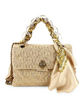 2fd1f5ac6f Product Image Raffia Kensington Crossbody Bag. Product TitleKurt GeigerRaffia  ...