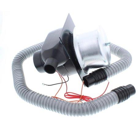 Tru-Air Pumper Racing Helmet Air Pump Blower - Breather Plate