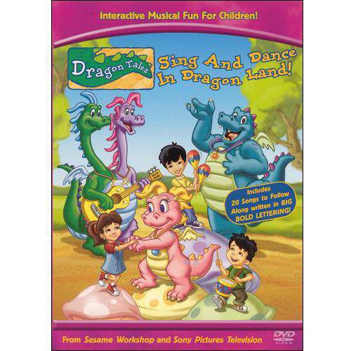 Dragon Tales: Sing And Dance In Dragon Land!