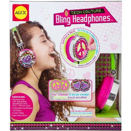 Image of Alex Bling Headphones, Craft Activity Kits