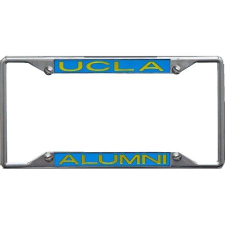 - Ucla Bruins Metal Alumni Inlaid Acrylic License Plate Frame
