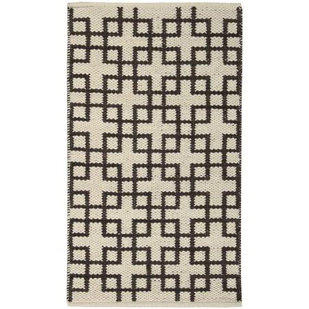 Barclay Butera Home Maze Beige/Brown Area Rug