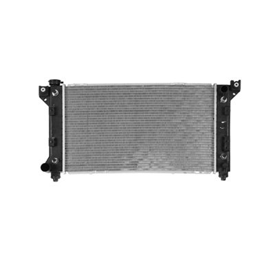 - Radiator for Chrysler Town & Country, Voyager, Dodge Caravan, Plymouth Voyager