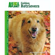 Animal Planet Golden Retrievers Book,  by TFH Publications