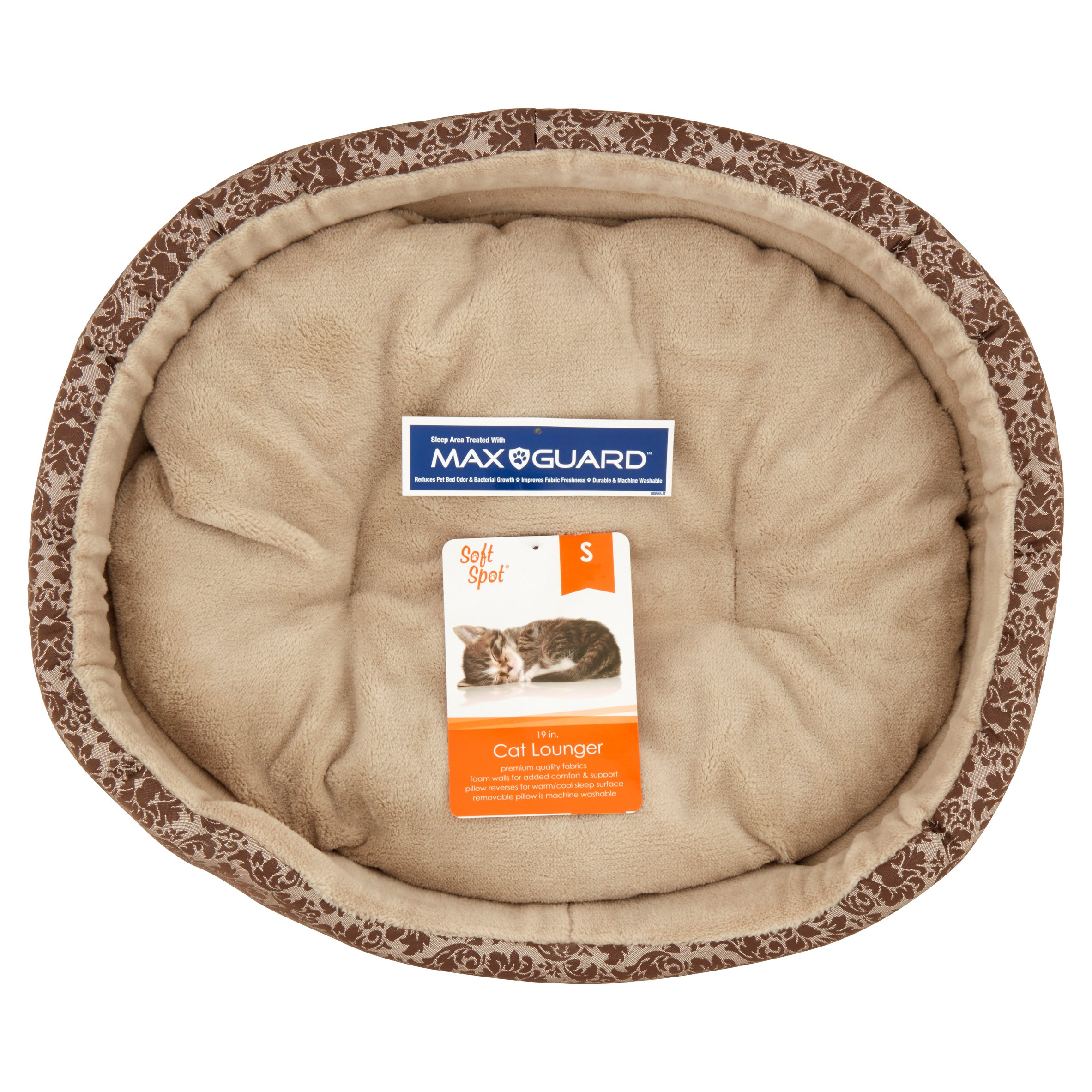 "Soft Spot 19"" Cat Lounger"