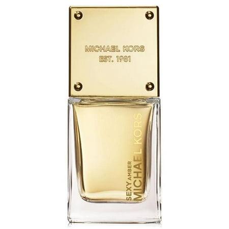 Michael Kors Sexy Amber Eau de Parfum, Perfume for Women, 1.0 Oz Ambre Eau De Parfum