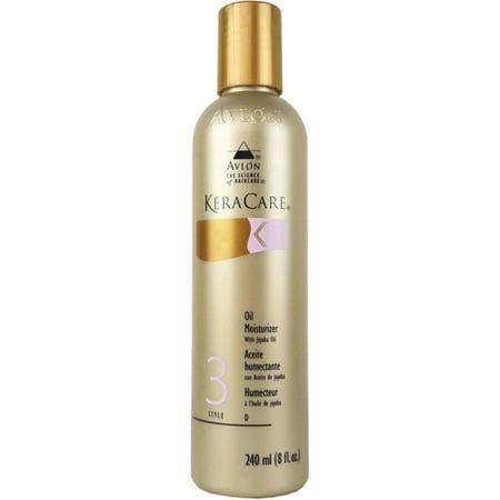 KeraCare Oil Moisturizer with Jojoba Oil, 8 fl oz