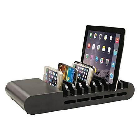 Hamilton Buhl 10 Port Usb Charging Station - Docking - Tablet Pc, Cellular Phone - Charging Capability - 10 X Usb (ltt10)