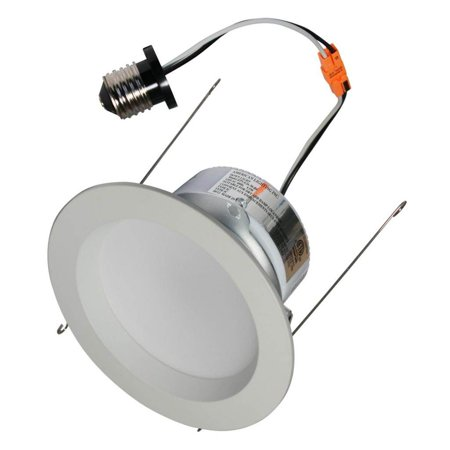 American Lighting 88832 - EP5-E26-30-WH LED Recessed Can Retrofit Kit with 5 6 Inch Recessed Housing
