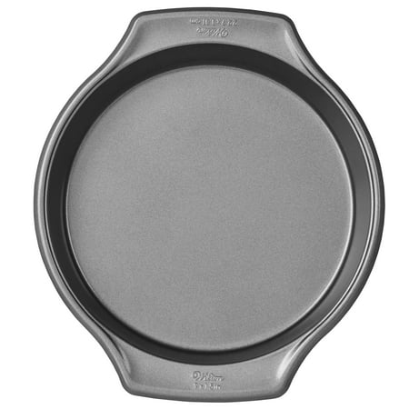 Wilton Bake It Better Non-Stick Round Cake Pan, 9-Inch