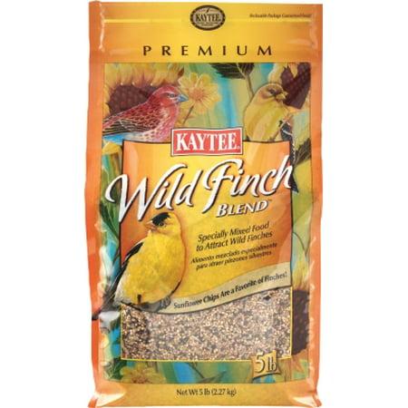 CENTRAL - KAYTEE PRODUCTS, INC WILD BIRD FINCH SEED 5 LB