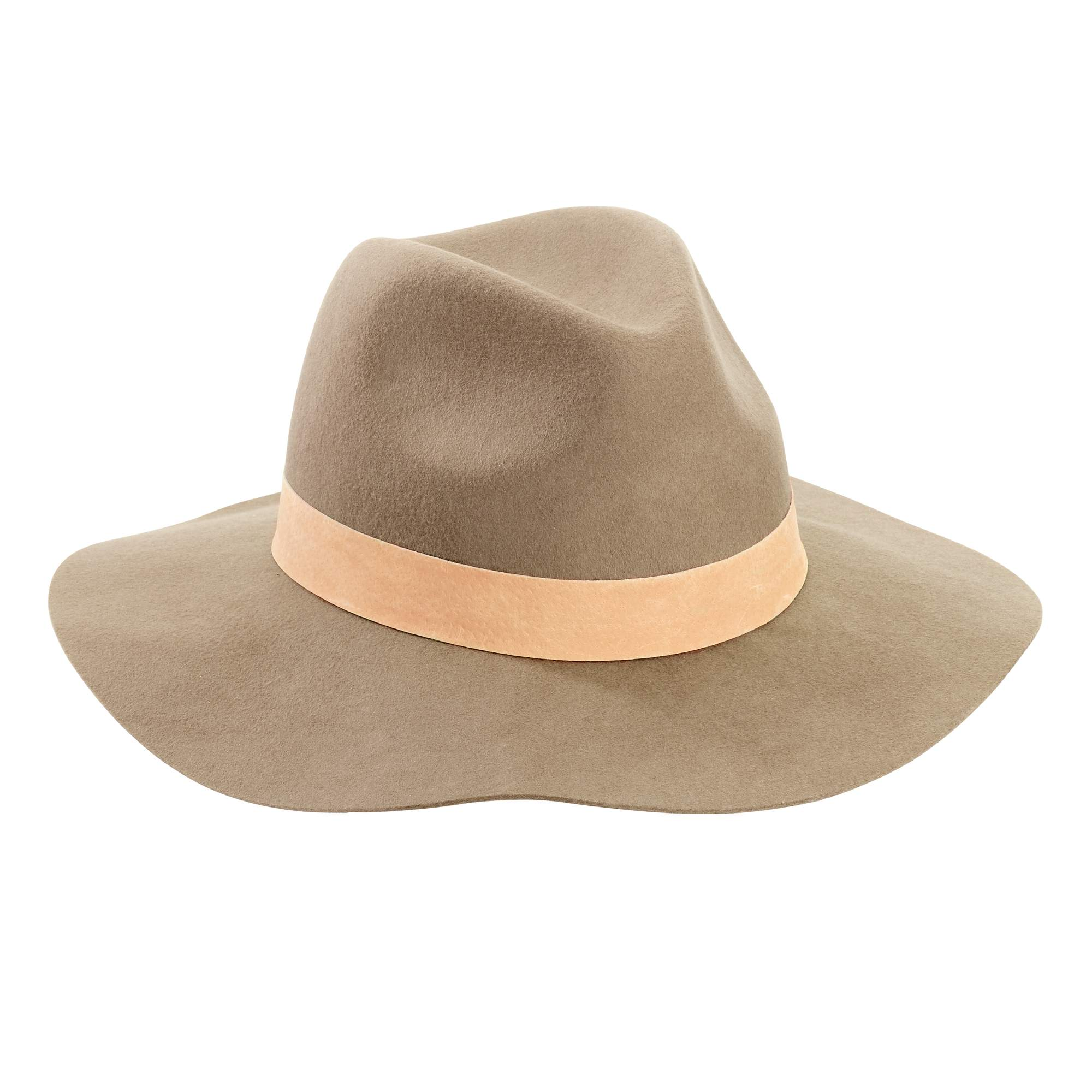 Faded Glory Women's Fedora Wool Hat by STYLE HEADGEAR AND ACCESSORIES CO., LTD