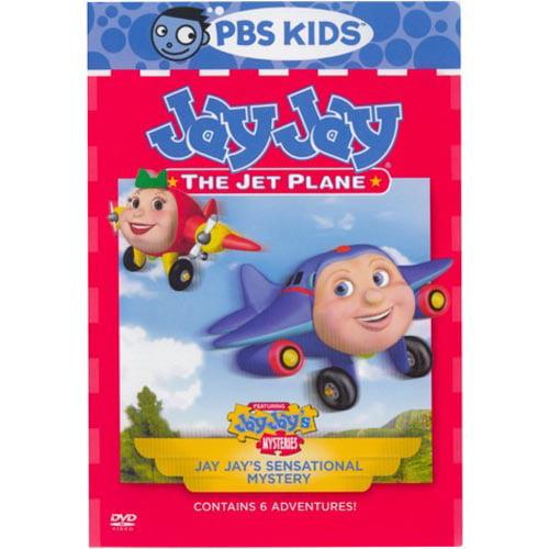 Jay Jay the Jet Plane: Jay Jay's Sensational Mystery (Full Frame)