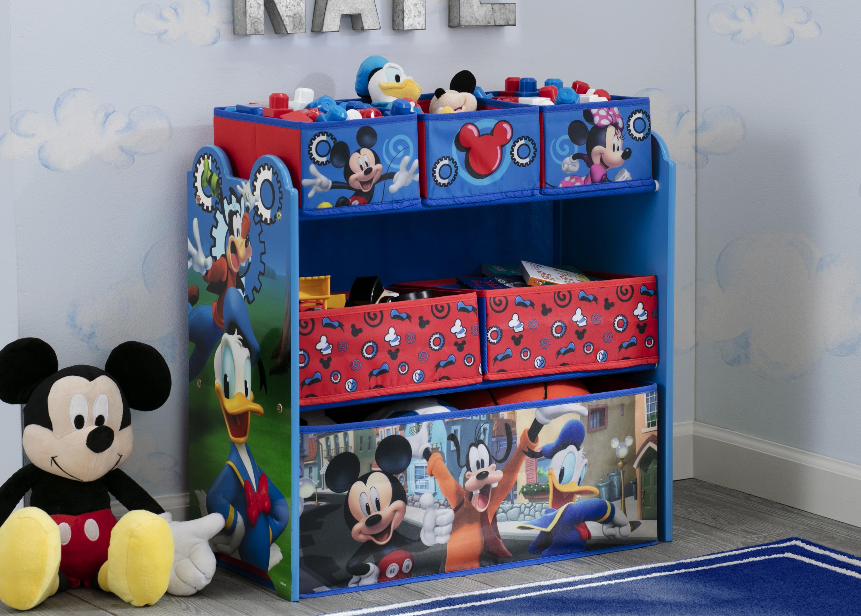 Toddler's Multi-Bin Toy Organizer COLLECTION - Walmart com