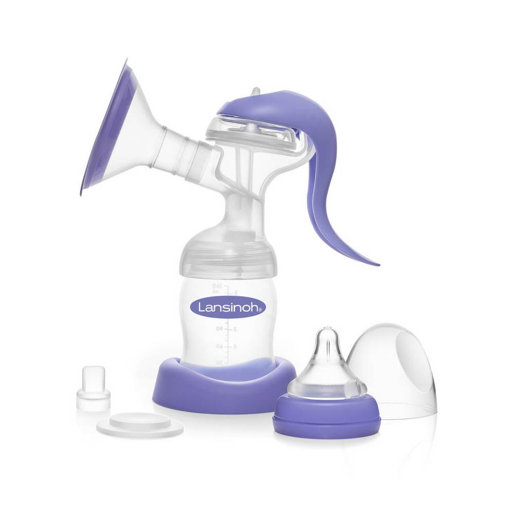 Lansinoh Manual Breast Pump - 1 CT