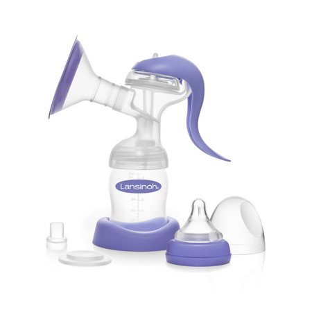 Lansinoh Manual Breast Pump, 1 Count