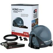 Best Satellite Dishes - KING VQ4550 Tailgater Bundle - Portable Satellite TV Review