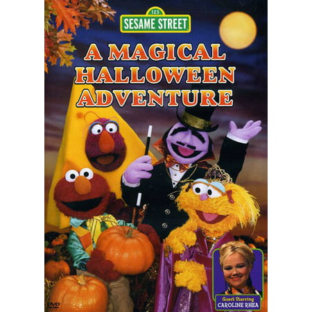 A Magical Halloween Adventure (DVD) (Wild Adventure Halloween 2017)