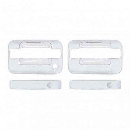- Chrome F150 Door Handle Cover Set - 2 Door Standard