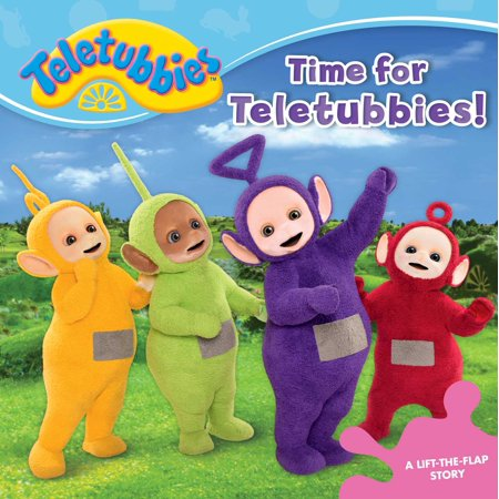 Time for Teletubbies! (Teletubbie Dipsy)