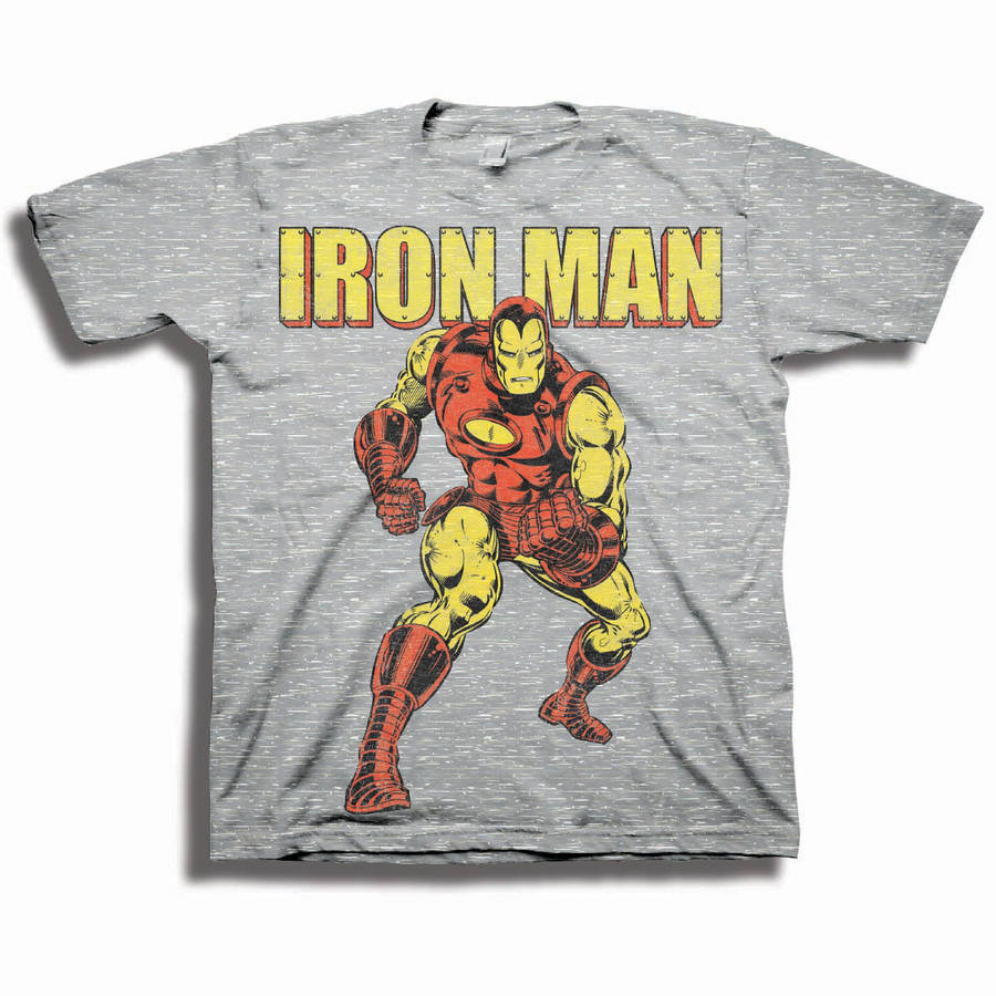 Ironman Toddler Boy Graphic Short Sleeve T-Shirt