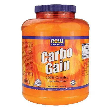 Now Foods Carbo Gain, 8 lbs (Best Foods For Weight Gain Men)