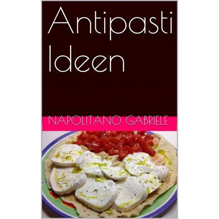 Antipasti Ideen - eBook