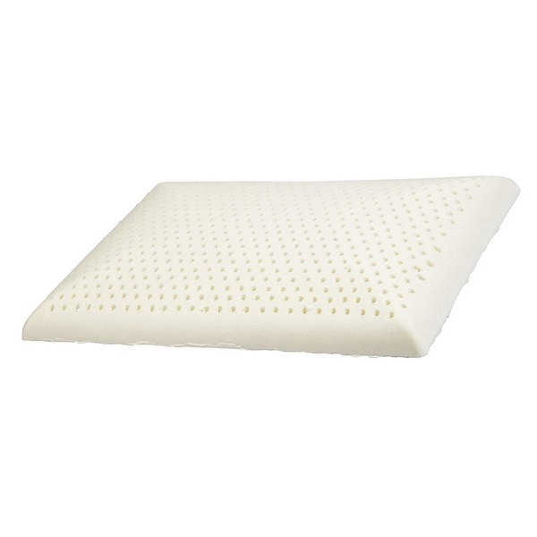 Thin Natural Latex Foam Pillow Ventilated NEW Elite Rest Slim Sleeper