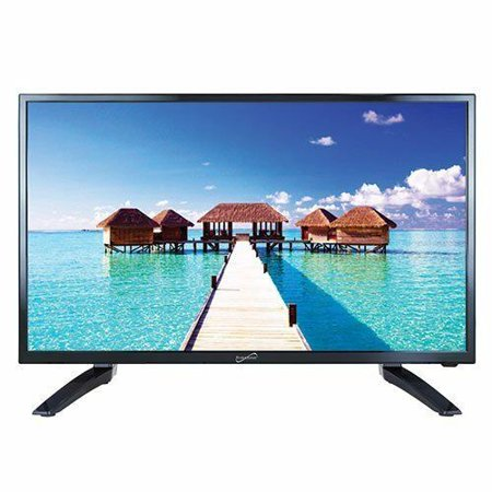 "Supersonic 32"" 1080p LED HDTV w/ 120Hz Refresh Rate, 2 HDMI/1 USB Ports, SC-3210"