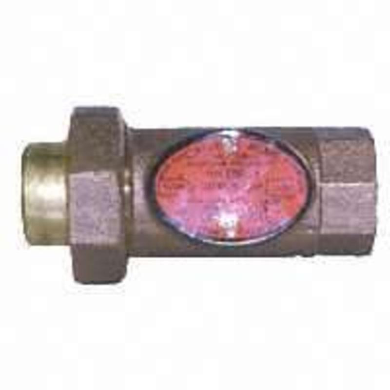 3/4In Dual Bronze Check Valve Watts Check Valves 3/4X3/4 LF7 U2-2 098268434569
