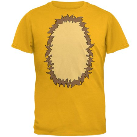 Mens Lion Costumes (Halloween Lion Costume Mens T)