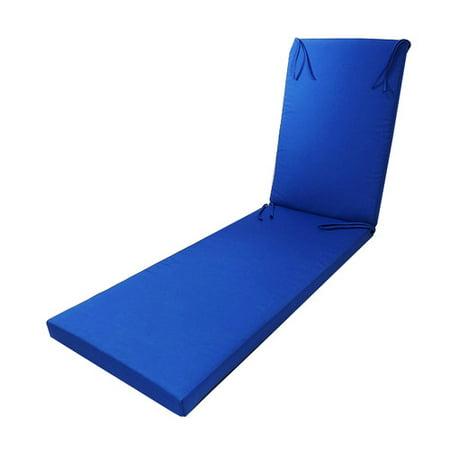 Cushion pros outdoor sunbrella chaise lounge cushion - Walmart lounge cushions ...