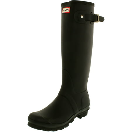 Hunter Women's Original Tall Rain Boots Big And Tall Boots