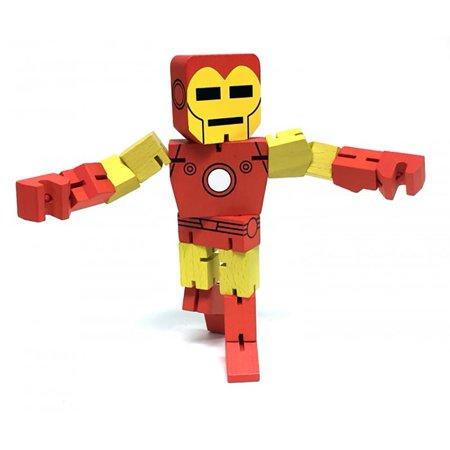 Iron Man Wood Warriors 8