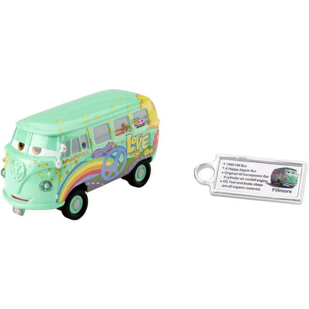 Disney/Pixar Cars Precision Series Fillmore Die-cast Vehicle