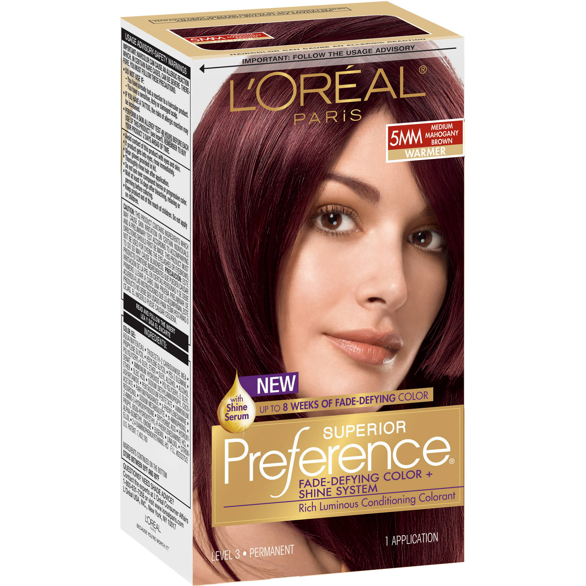 Loreal Superior Preference Rich Luminous Conditioning Colorant 1 Ea