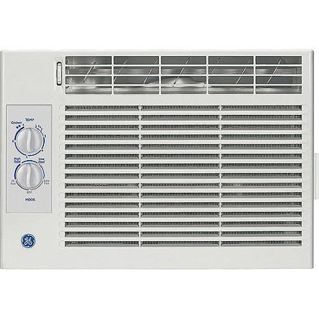 general electric aet05lq 5 050 btu room window air conditioner. Black Bedroom Furniture Sets. Home Design Ideas