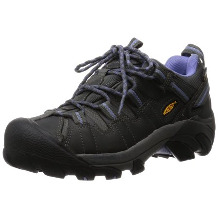Keen Targhee Hiking Shoe - KEEN Womens Targhee II Hiking Shoe - Black - Size 7.5