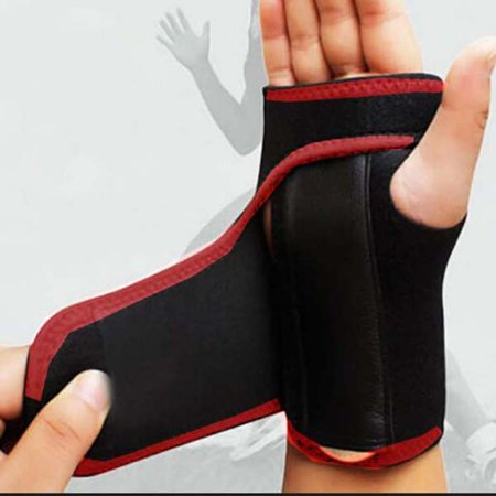 Sports Medicine Splint (Hand Brace Wrist Support Finger Splint Carpal for Outdoor Sports)