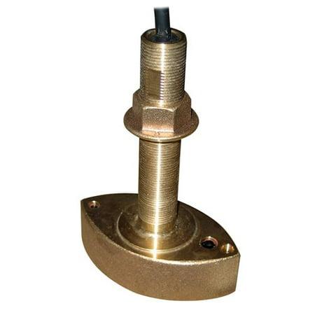 Furuno 525T-BSD 600W Through Hull Transducer W/ 30 Foot Cable New W/ 2 Thru Hull Transducers