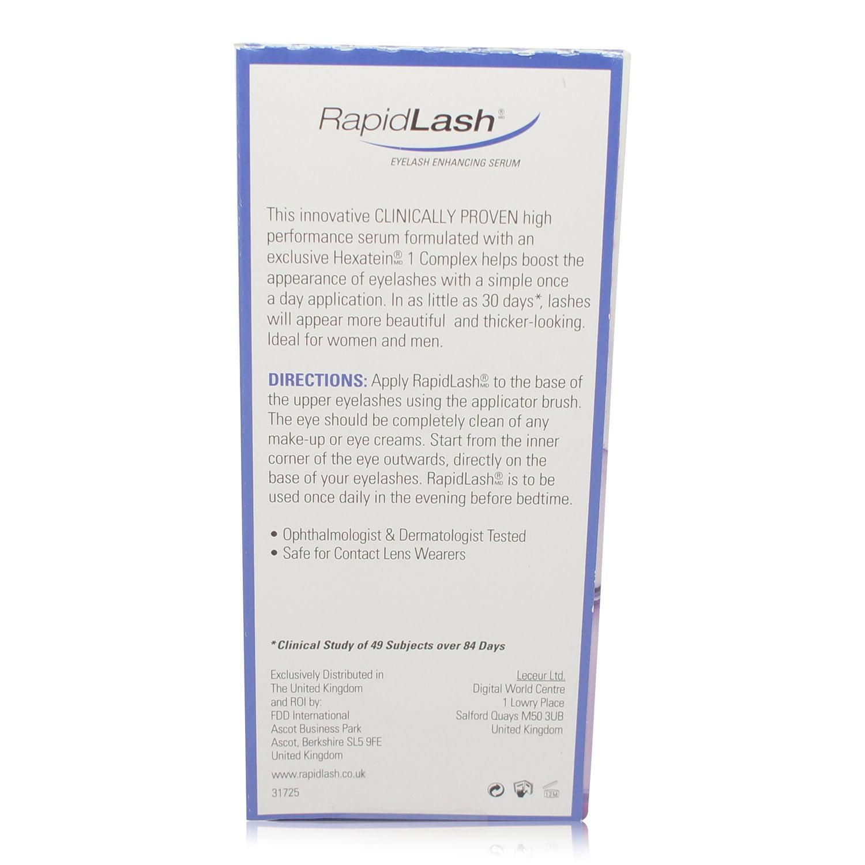 Rapidlash Eyelash Enhancing Serum With Hexatein 1 Complex 3 Ml