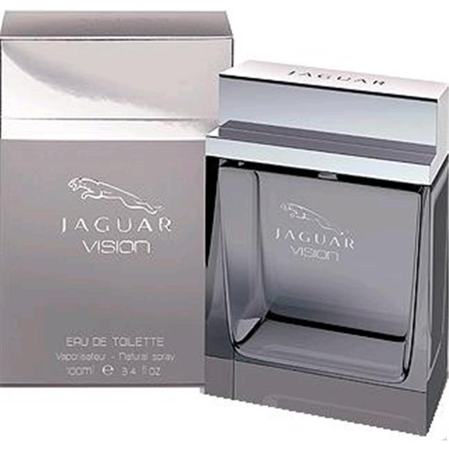 Jaguar amjagv34s 3.4 Oz. Jaguar Vision Eau De Toilette Spray For Men