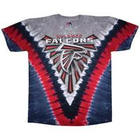 799306dd5 Product Image NFL  Falcons Logo V-Dye Apparel T-Shirt - Tie Dye