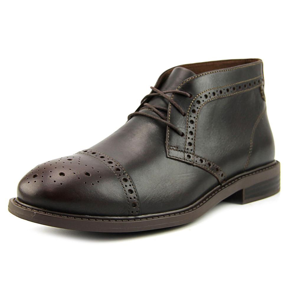 Dunham Gavin�Dun 4E Round Toe Leather Chukka Boot by Dunham