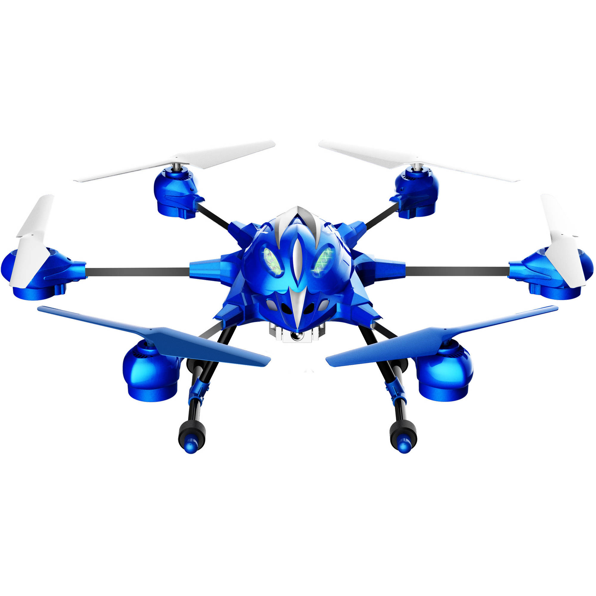Riviera RC Pathfinder Hexacopter WiFi Drone, Blue