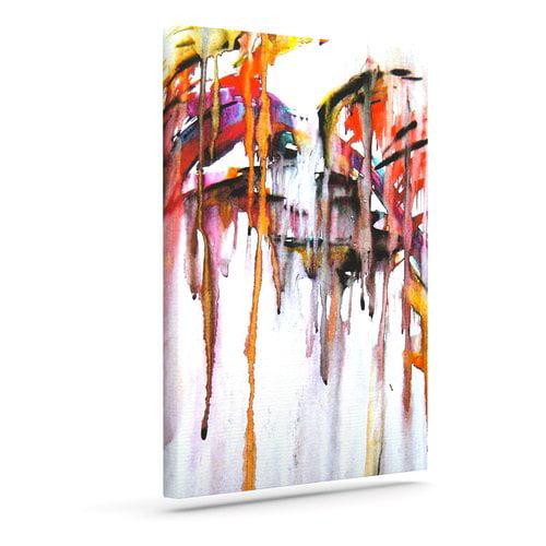 East Urban Home 'Cascade' Print on Canvas